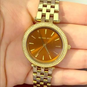 Gold Michael Kors Watches